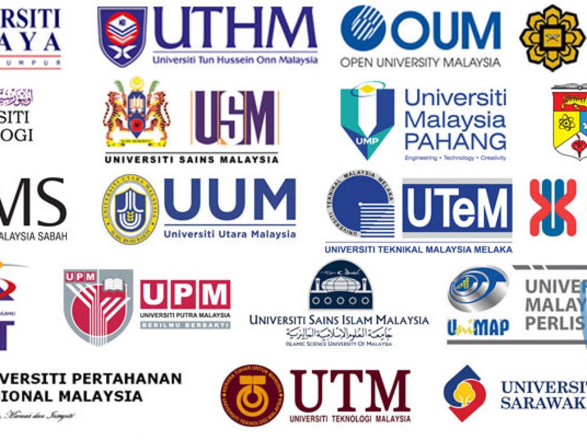 Senarai Lengkap Ipta Di Seluruh Malaysia Untuk Permohonan Upu Online 2020