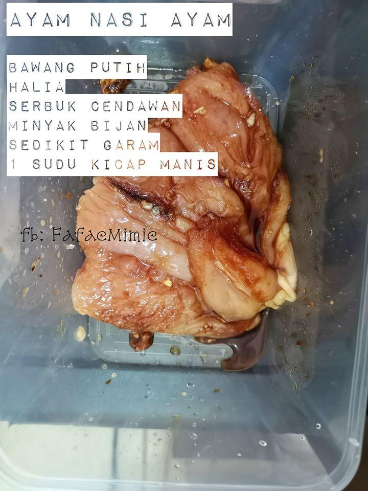 Resepi Nasi Ayam Guna Stok Ayam - About Quotes e