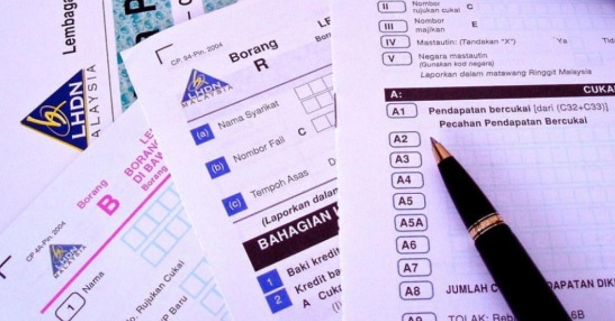 Panduan Terkini Cara Isi eFiling Cukai Pendapatan LHDN ezHasil - Edu Bestari
