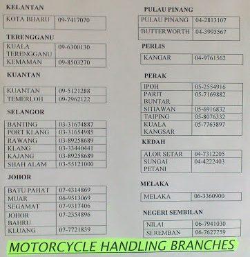 6 Perkhidmatan Pos Motosikal Dalam Negara Beserta Harga Pos Edu Bestari