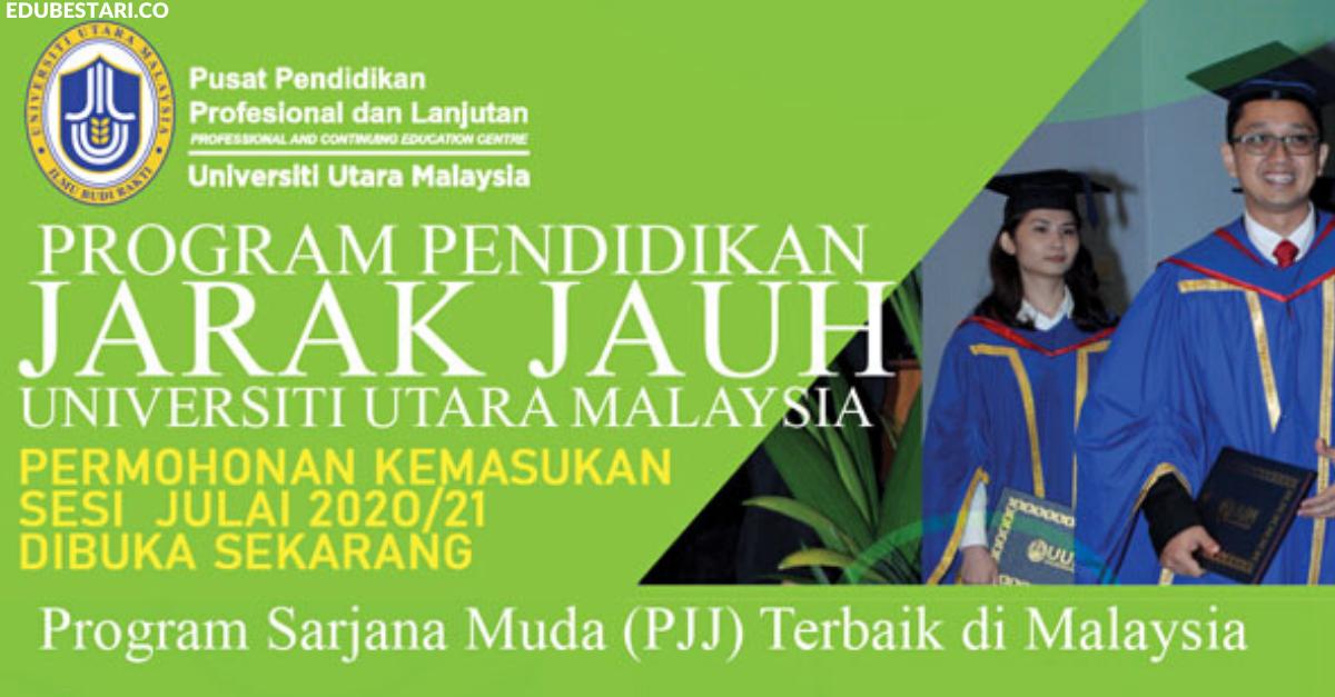 Permohonan Pjj Uum Program Pendidikan Jarak Jauh Sarjana Muda Terbaik Di Malaysia Kini Dibuka Edu Bestari