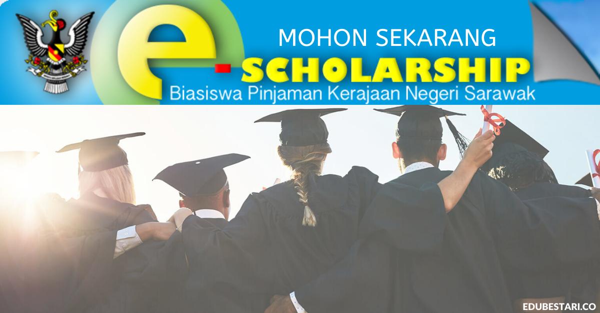 Permohonan Biasiswa Pinjaman Kerajaan Negeri Sarawak Bkns Di Buka Edu Bestari