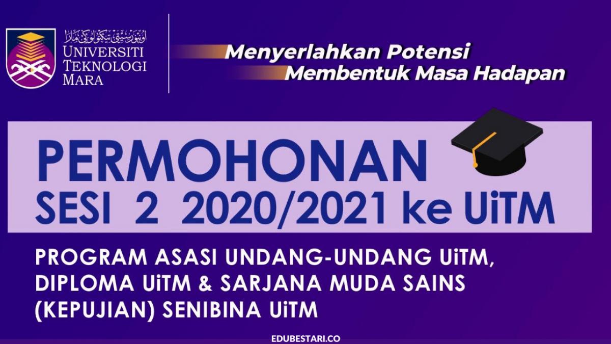 Syarat Kelayakan Mohon Uitm 2020 Lepasan Spm Stpm Matrikulasi Diploma Edu Bestari
