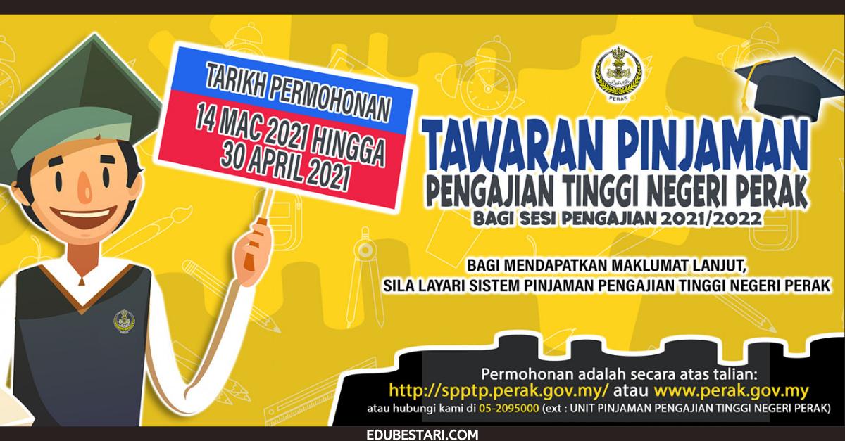 Tawaran Pinjaman Pengajian Tinggi Negeri Perak Sesi ...